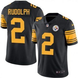 Steelers Mason Rudolph Rush Jersey